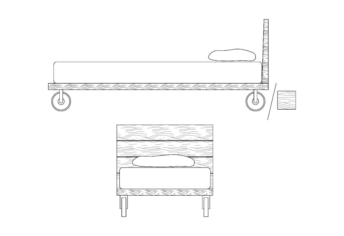 letto-singolo-disegno